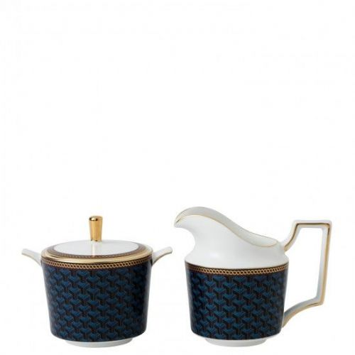 Byzance Cream & Sugar Set